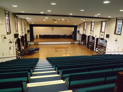 Oaklands School Hall