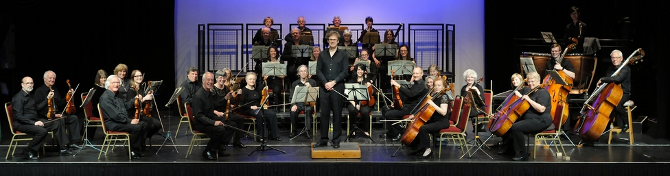 Havant Chamber Orchestra at Ferneham Hall