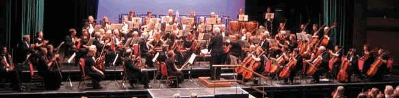 Havant Symphony Orchestra at the Ferneham Hall